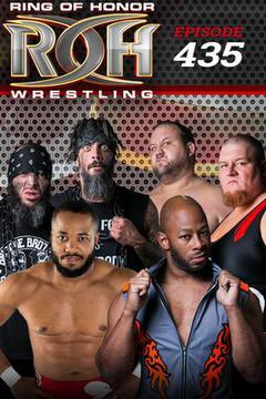 ROH Wrestling: Episode #435