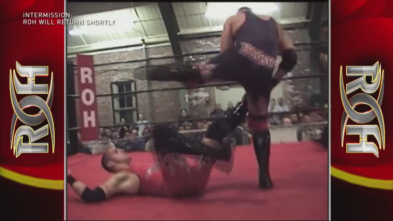 ROH: Free Enterprise - Official PPV Replay - FITE