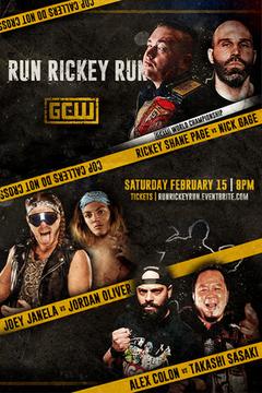 GCW: Run Rickey Run
