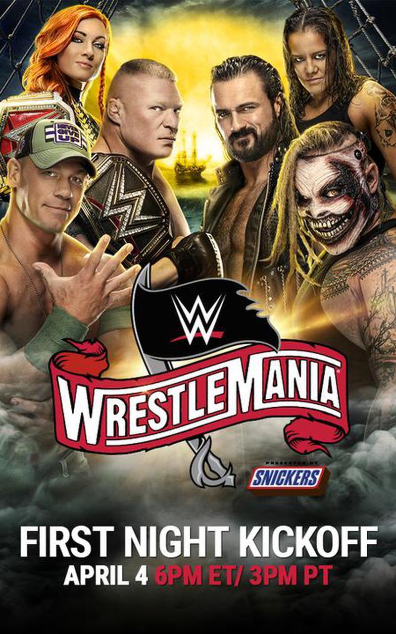 Wrestlemania Stream