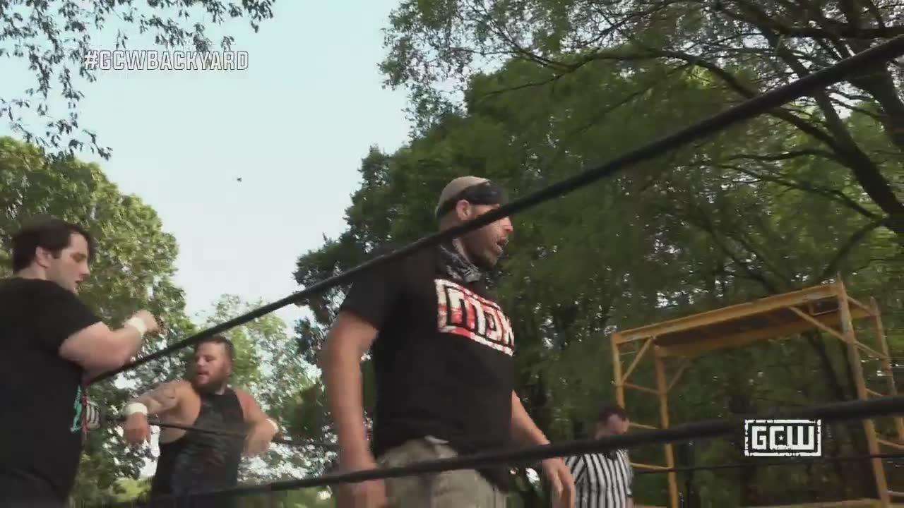 GCW: Backyard Wrestling 2 - Official PPV Replay - FITE