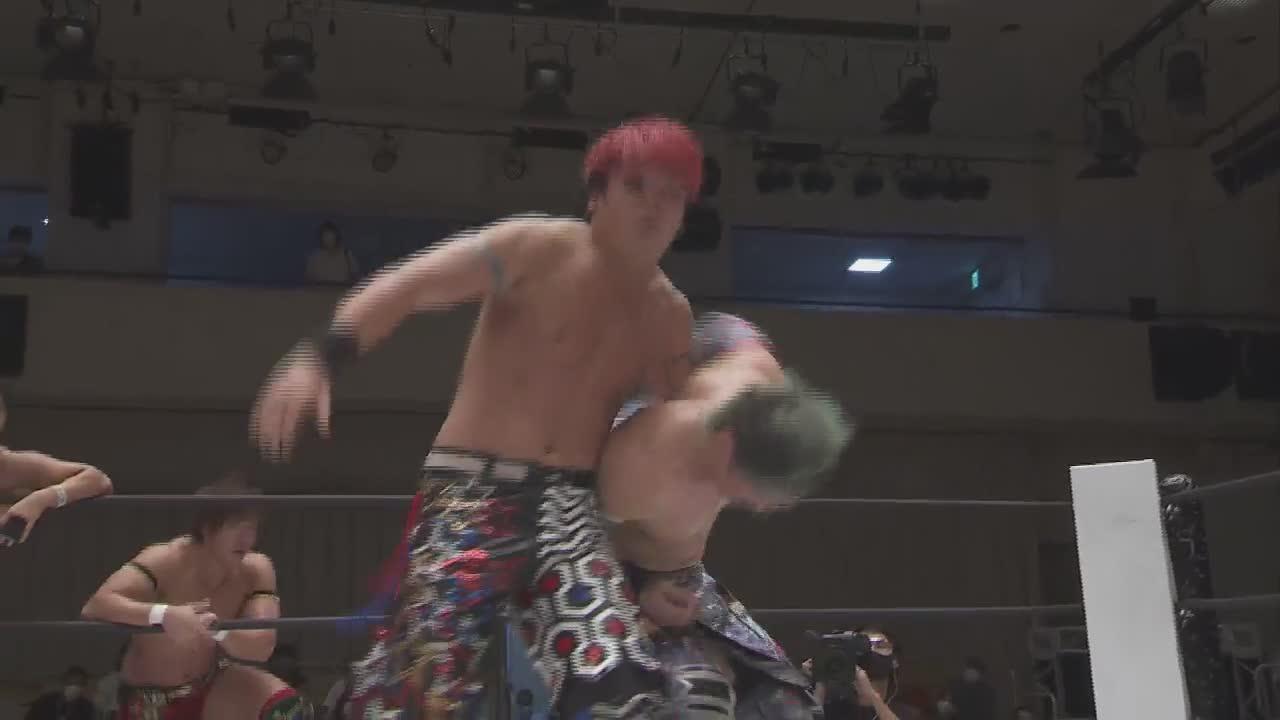 DDT Pro WrestlingSummer Vacation 2020 (Japanese)Official PPV Replay