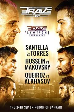 Brave 42: Flyweight Tournament