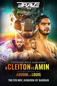 Brave 44: Cleiton Silva vs Amin Ayoub