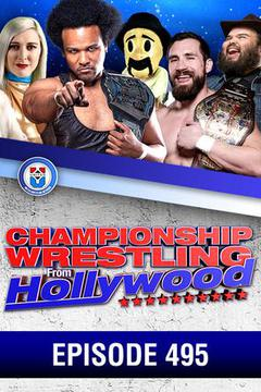 Championship Wrestling From Hollywood: Episode 495