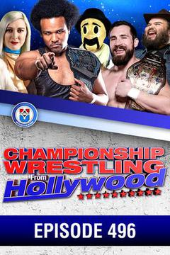 Championship Wrestling From Hollywood: Episode 496