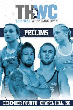 Prelims: Tar Heel Freestyle Wrestling Open