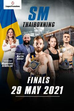 SM Thaiboxning: May 29th, Final
