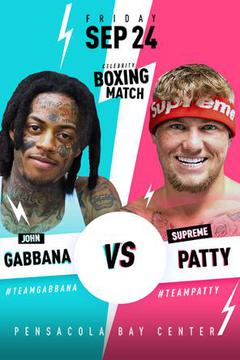 Supreme Patty vs John Gabbana