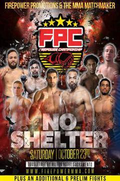 Firepower Championship: No Shelter