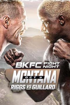 BKFC Fight Night Montana: Joe 'Diesel' Riggs vs Melvin 'The Young Assassin' Guillard