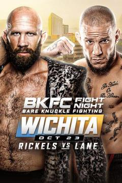 BKFC Fight Night Wichita: David Rickels vs Julian Lane