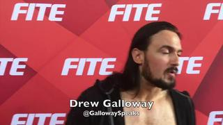Drew Galloway Pokemon Go