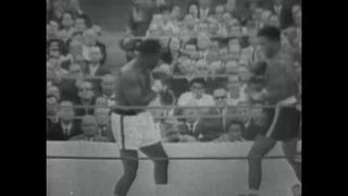 Sonny Liston vs Eddie Machen