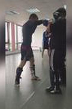 #3: Muay Thai with Sergei Petrov 3