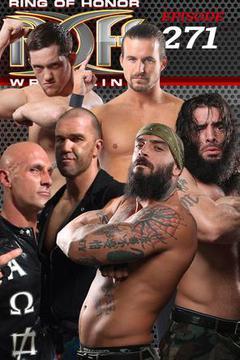 #3: ROH Wrestling: Episode #271