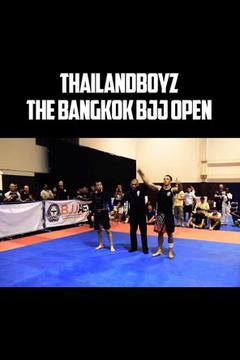 Bangkok BJJ Open Documentary