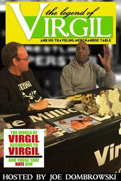 Legend of Virgil & His Traveling Merchandise Table