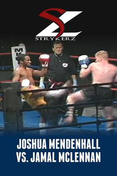 #3: Joshua Mendenhall vs. Jamal Mclennan