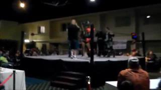 FLW Heavyweight Title Match: Mr. Inkredible vs. Darin Corbin Last Man Standing
