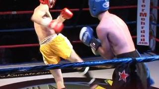Clark Brightwell vs. Nathan Hile