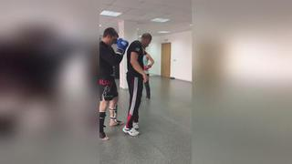 Muay Thai with Sergei Petrov 2