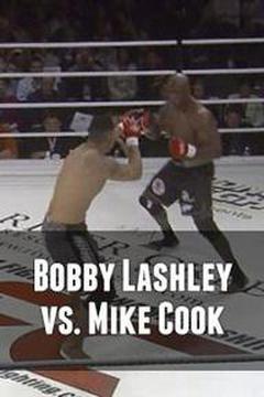 Bobby Lashley vs. Mike Cook