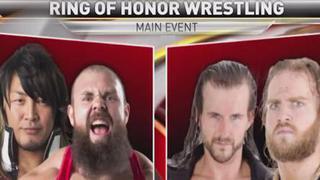 ROH Wrestling: Episode #262