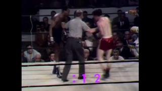 Bob Foster vs Andy Kendall