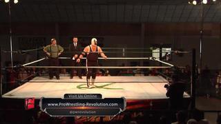 Pro Wrestling Revolution - Episode 04