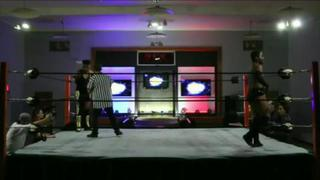 EWE Grand Finale - Rah Wonders vs Frankie Pickard - EWE US Title Match