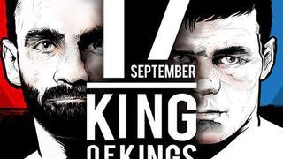 Fightbox KOK World Series in Tallinn Vol. 17