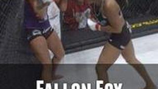 Fallon Fox vs. Ashlee Evans Smith