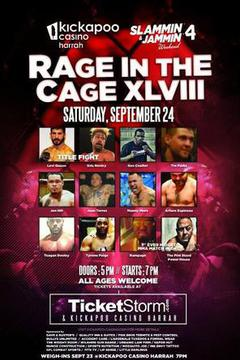 Rage in the Cage 48