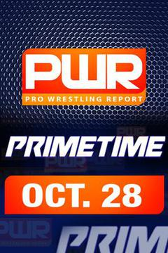 PWR PrimeTime Wrestling Talk - October 28, 2016