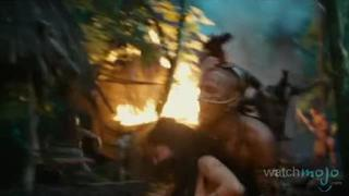 Top 10 Movie Fights in a Forest