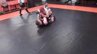 09-09-13 :: LIVE Sparring & Grappling :: Cole McKinney & Paddy McFall (pt.1)