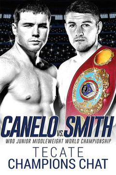 Canelo Smith - Tecate Champions Chat