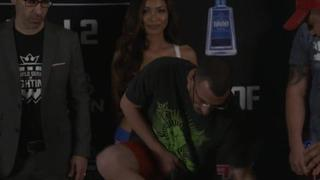 WSOF 29: Weigh-ins-Greeley