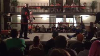 Benny Blades vs Mr.Inkredible FLW title tournament (March 20, 2015)