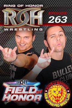 #2: ROH Wrestling: Episode #263
