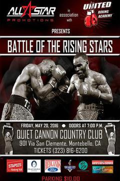 Battle of the Rising Stars
