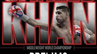 Canelo vs Khan Prelims