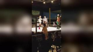 302 Pro Wrestling James Ellsworth in a 302 ring! Sept. 7, 2016