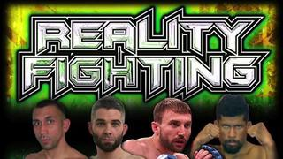 Reality Fighting on FITE