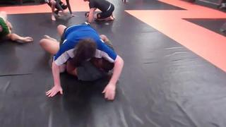 09-09-13 :: LIVE Sparring & Grappling at Warrior Camp