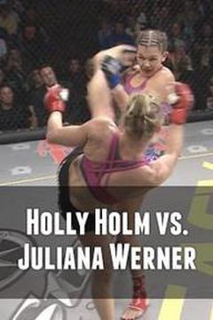 Holly Holm vs. Juliana Werner