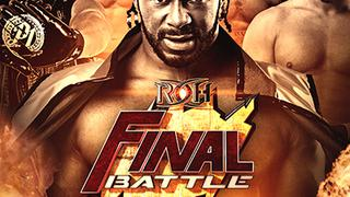 Ring of Honor Final Battle 2015