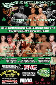 Dynasty Combat Sports 24: St. Pattys Showdown