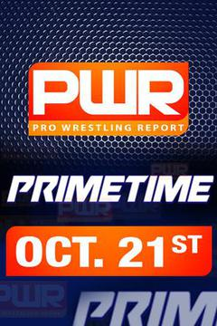 PWR PrimeTime Wrestling Talk TV - October 21st, 2016